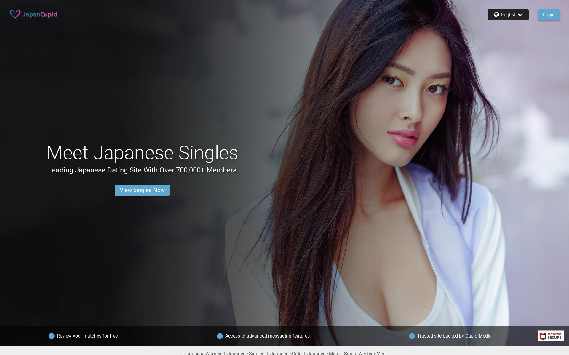 Japan Cupid Review - Sep 20 Update On Themailbride.com